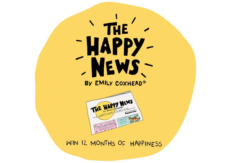 HAPPY NEWS BLOG