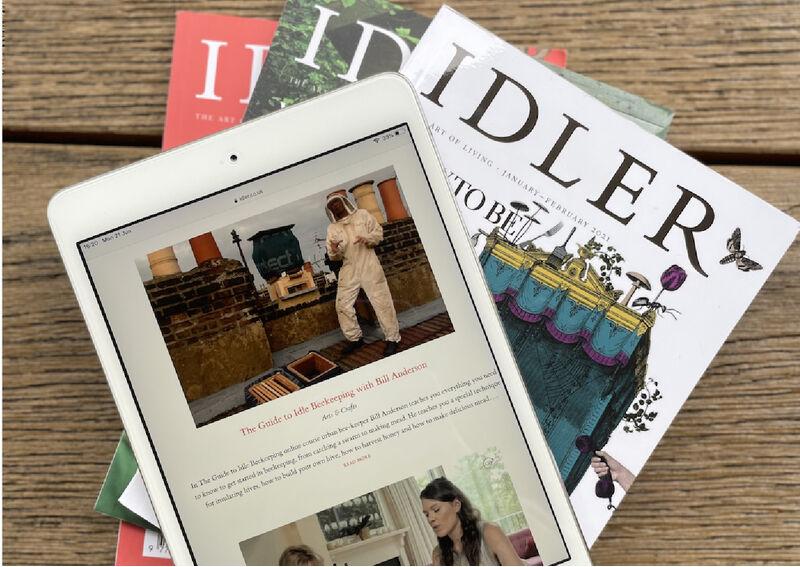 Idler blog