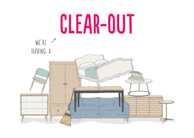 CLEAR OUT BLOG V2