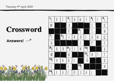 EASTER CROSSWORD 2020 BLOG ANSWERS V3 1