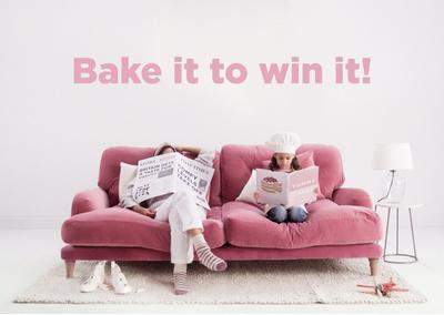 Bake It to wIn It blog