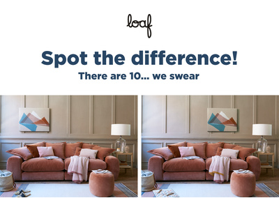 Spot the dIfference newsletter wodge blog Image
