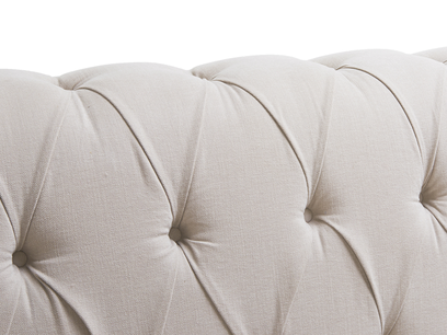 Bagsie sofa - button detail