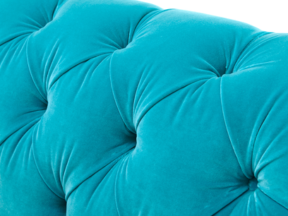Dixie sofa - gorgeous button detail