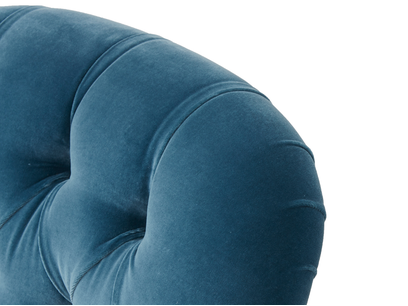 Flump button back occasional chair