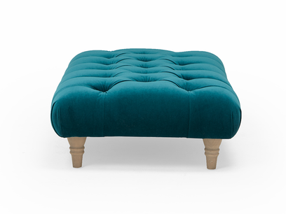 Comfty footstool corner detail
