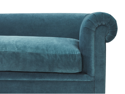 Humblebum roll arm sofa