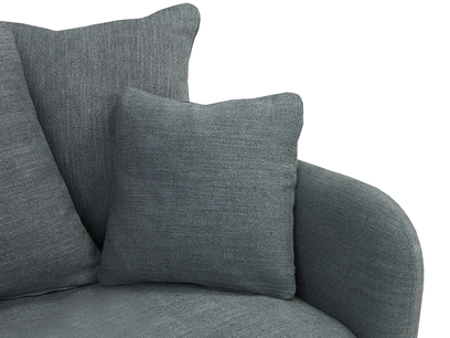 Skinny Minny scatter cushion love seat