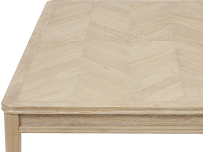 Jigsaw Oak Parquet Kitchen table top
