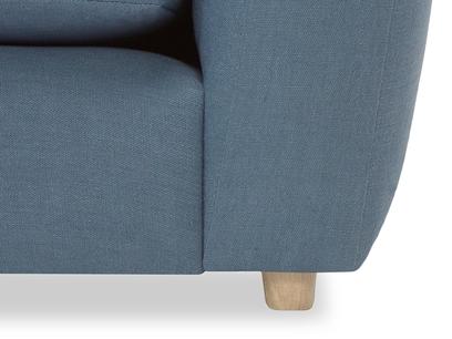 Easy Squeeze Corner Sofa leg detail