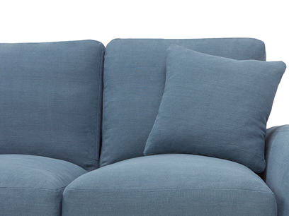 Easy Squeeze Corner Sofa arm detail