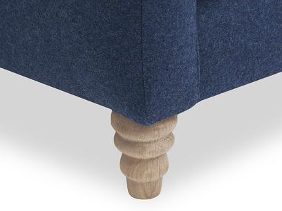 Slim Jim Chaise Sofa leg detail