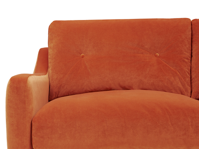 Slim Jim Comfy Corner Sofa arm detail