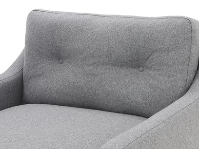 Slim Jim Love Seat Chaise Back Cushion Detail