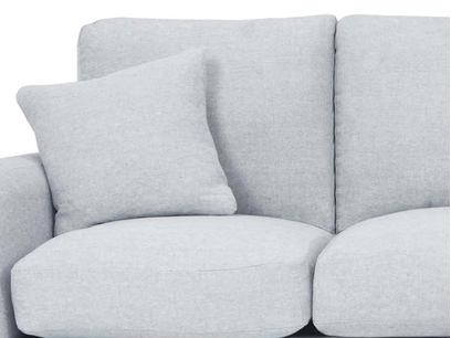 Easy Squeeze Comfy Chaise Sofa cushion detail copy