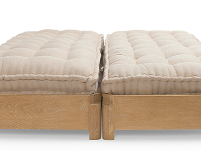 Two pack day bed