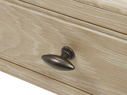 Albertine Bedside Table Drawer detail