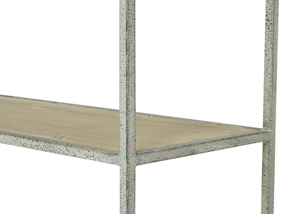 Side Tim Metal Frame Console Sideboard Detail