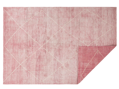 Habib Pink Handmade Rug
