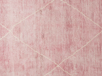 Habib Woven Pink Rug