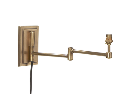 Page Turner Adjustable Wall Lamp Extended Arm