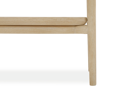 Blaise small wooden side table legs