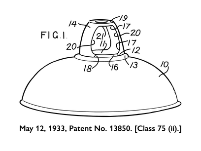 Patent Fig 1
