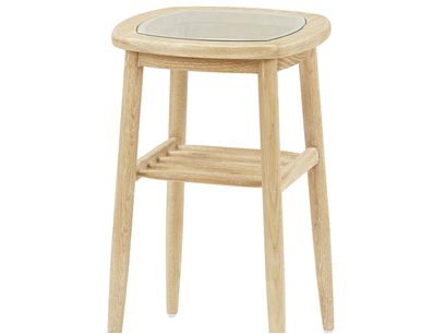 Little Wood Turner solid wood side table