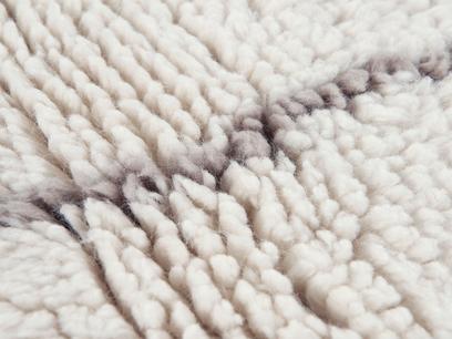 Riad deep fluffy rug