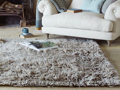 Wilder handmade rug in grey