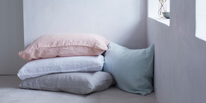 Lazy Linen - 100% piece-dyed Belgian bed linen