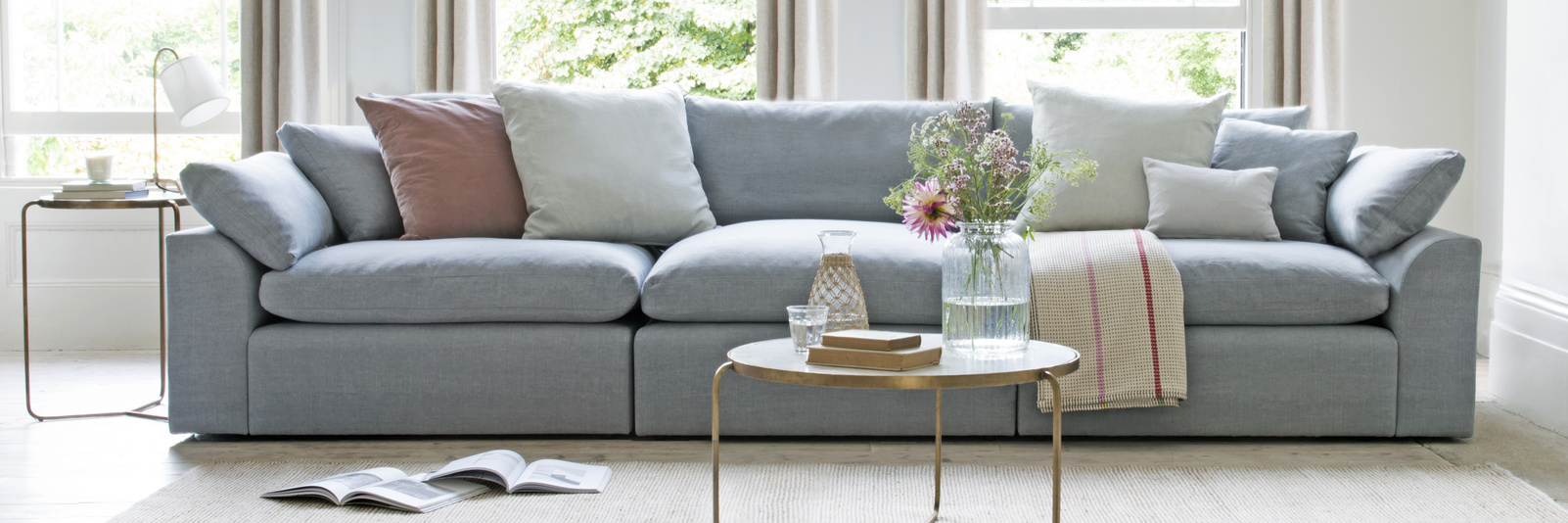 Cuddlemuffin sofa