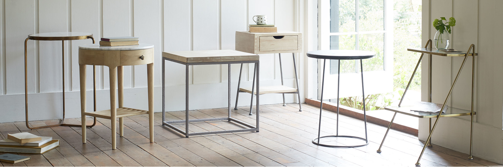 Side table range