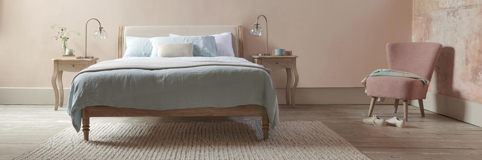 Wooden Beds | Wooden U0026 Painted Bed Frames | Loaf
