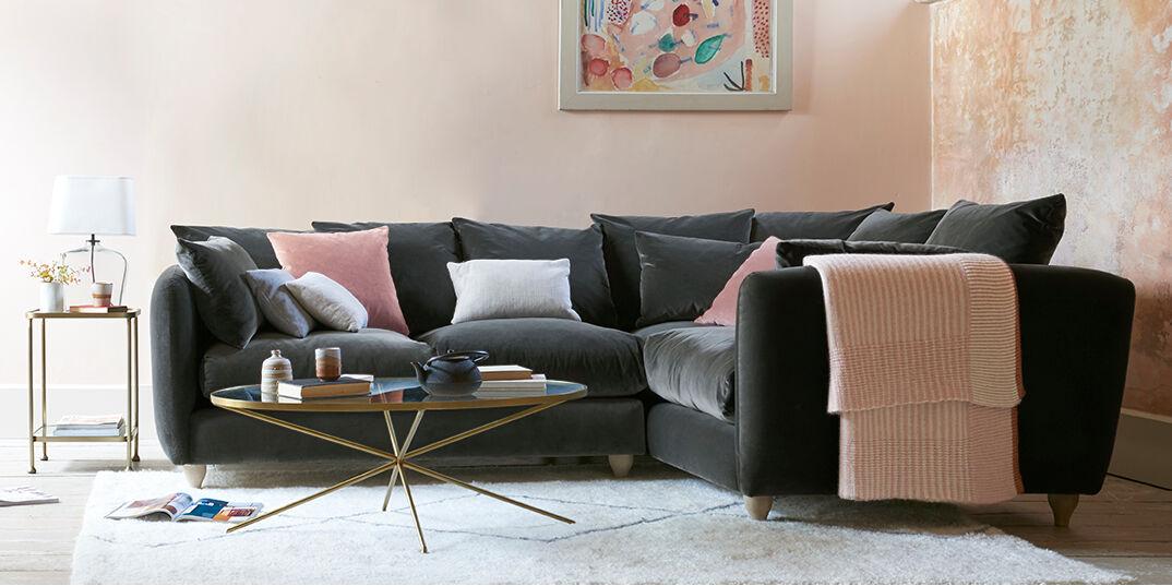 Podge Corner Sofa