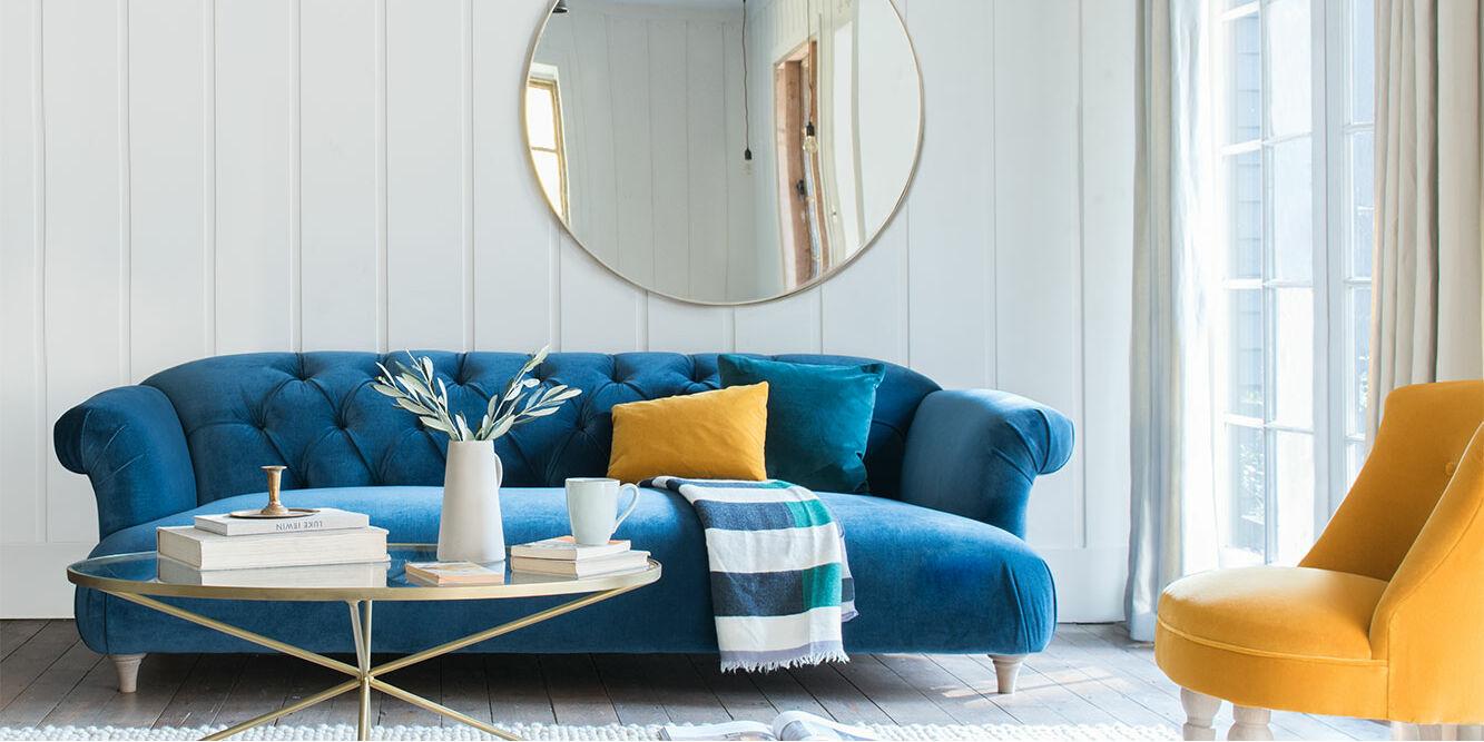 Sofa landIng page