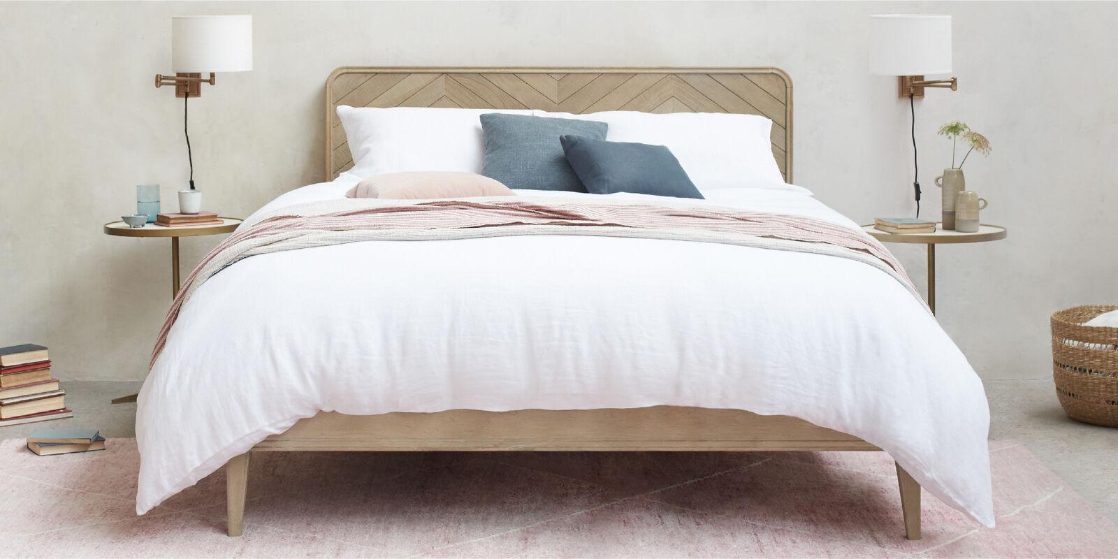 Flapper bed Wooden Bed