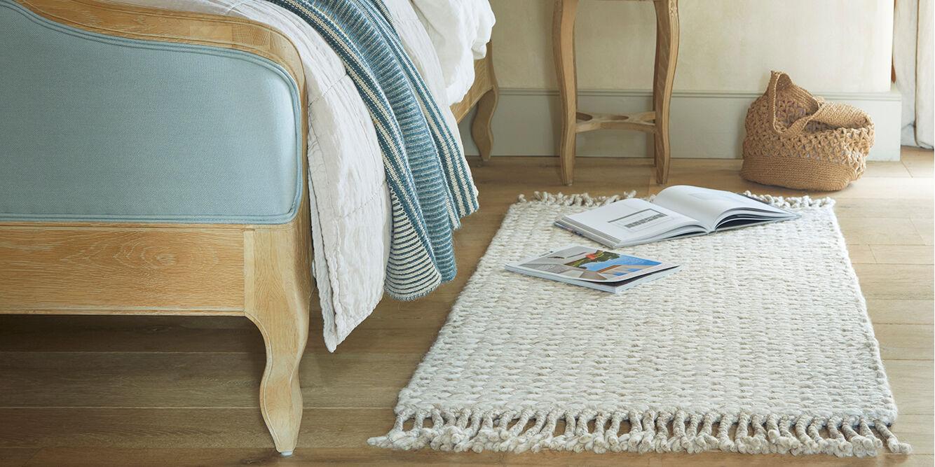 Chunkster comfy bedside rug