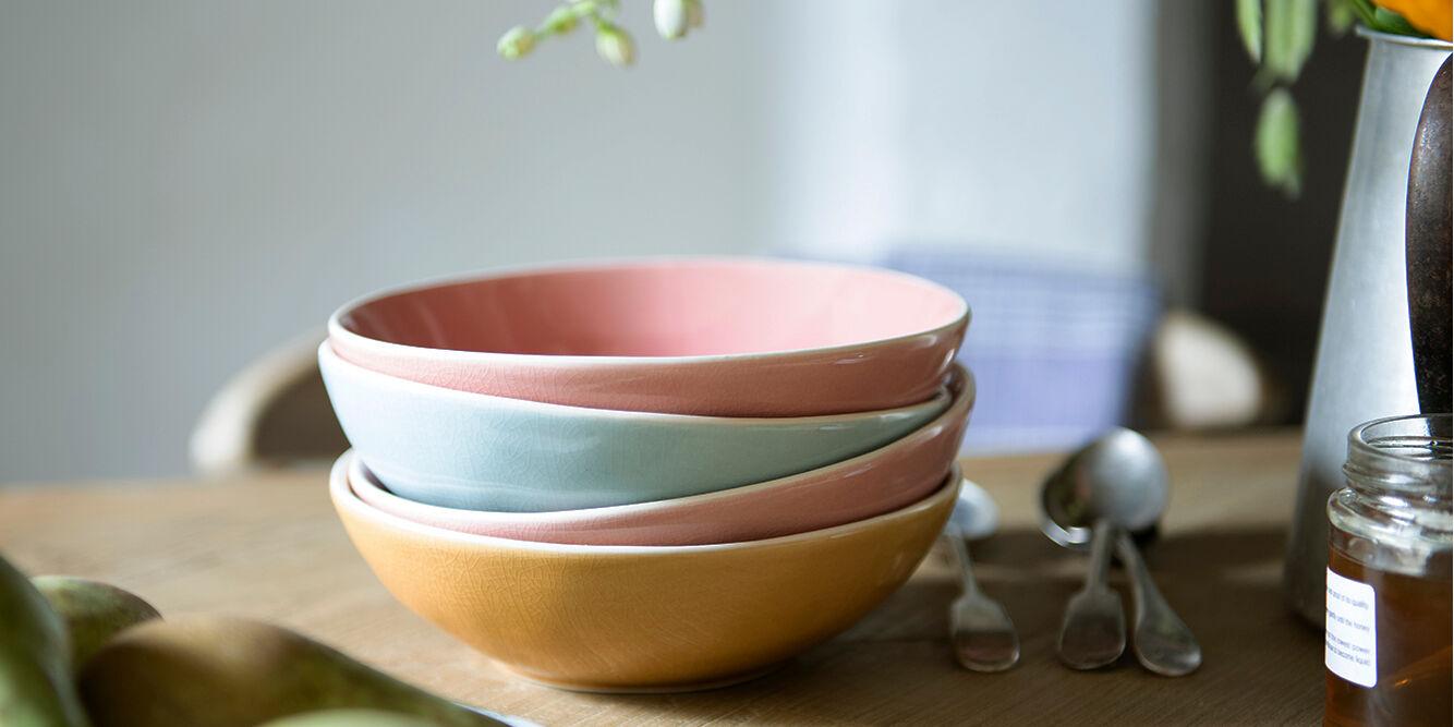 Diggins bowls stack