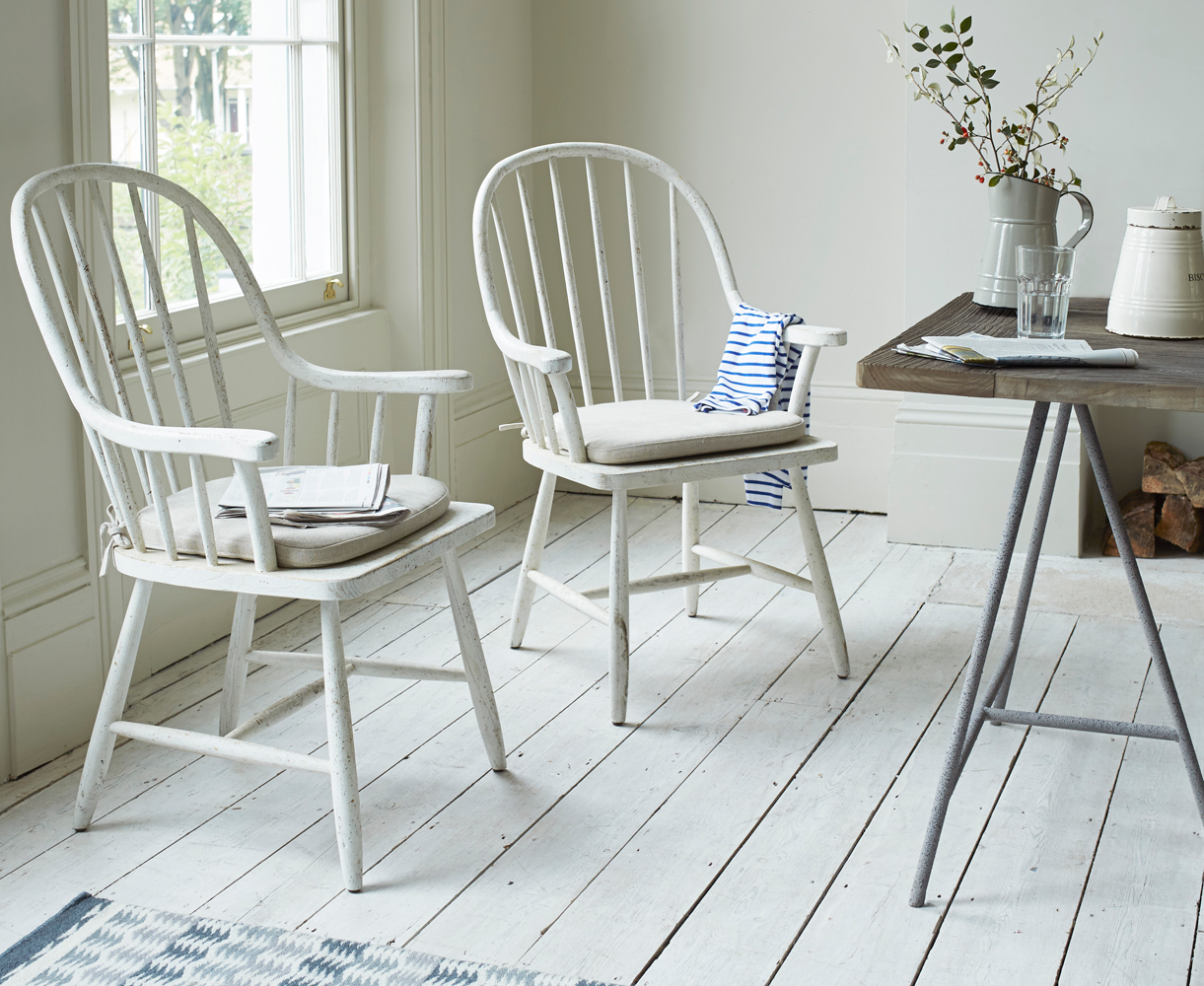 Pleasant White Kitchen Chairs Wood Phandong Org Pdpeps Interior Chair Design Pdpepsorg