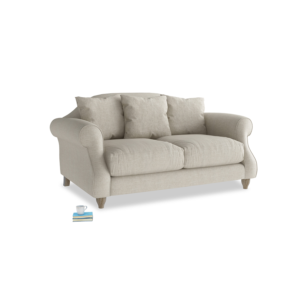 Sloucher Sofa Classic French Style Sofa Loaf