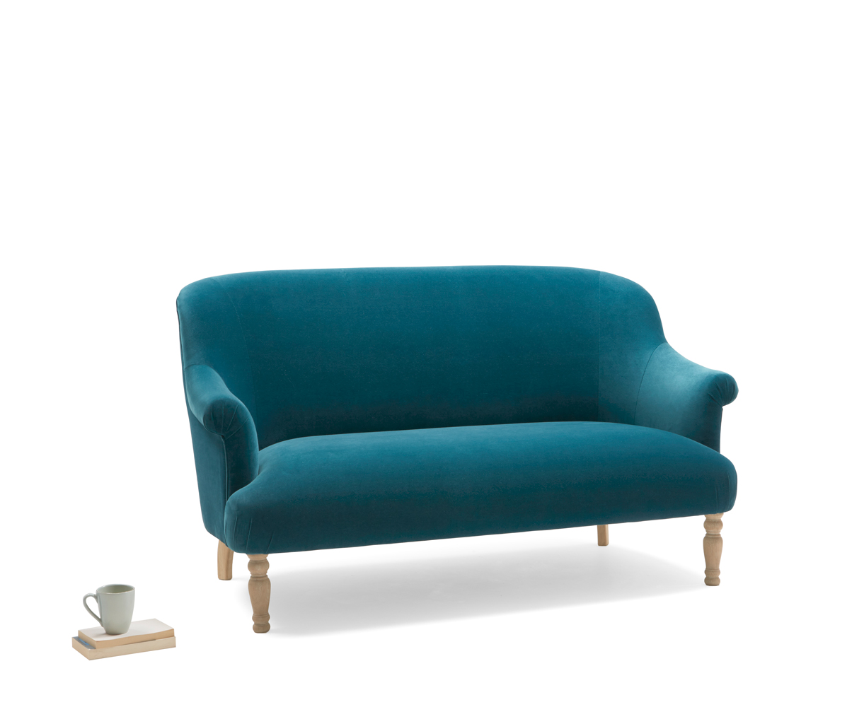 sweetie small retroe style occassional sofa