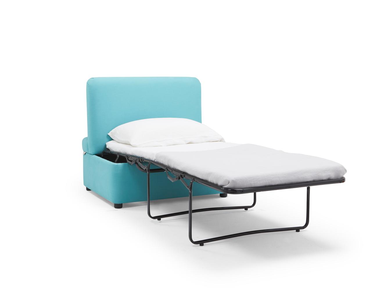 bed in a bun hideaway bed