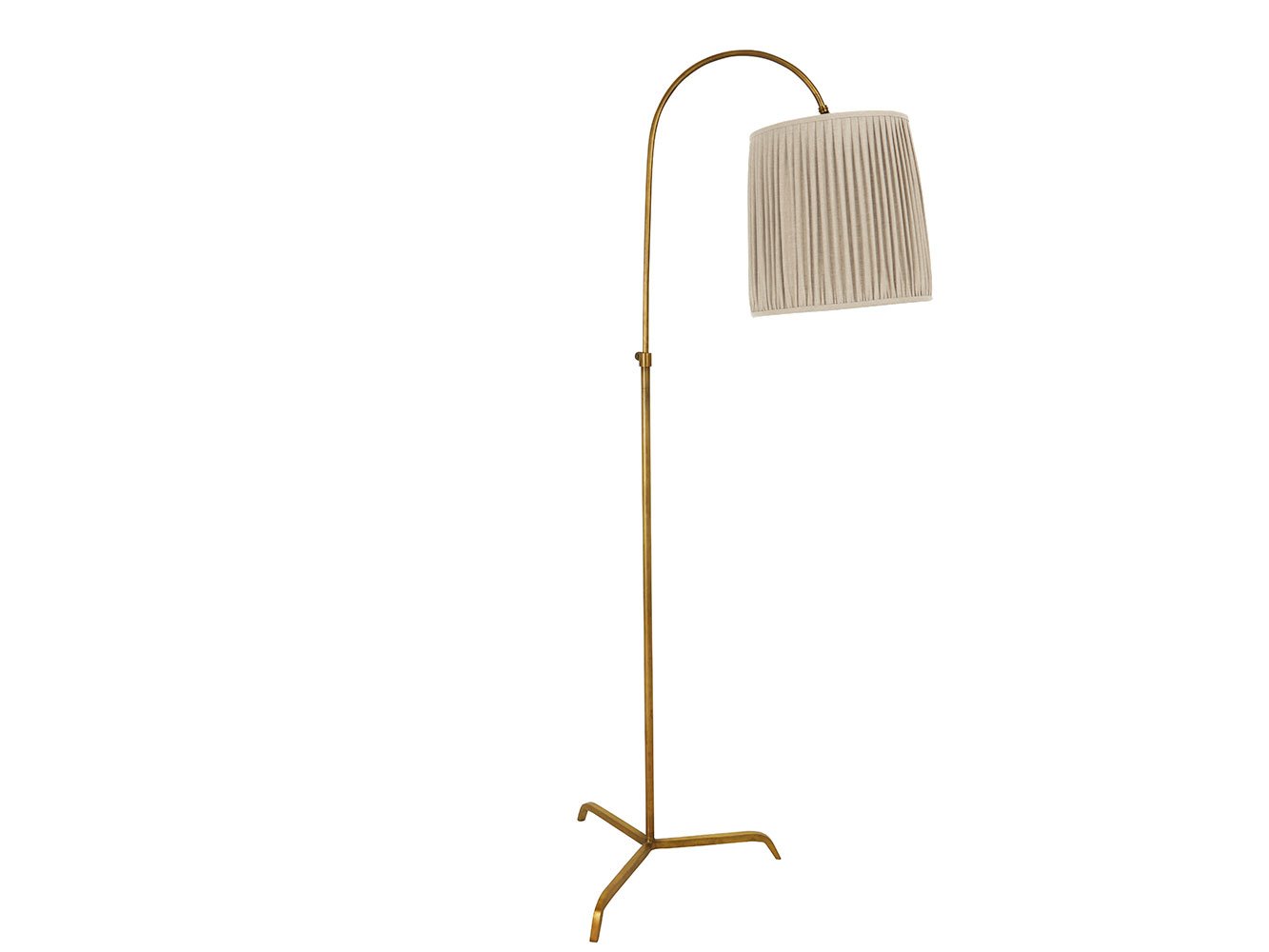 Slam Dunk Floor Lamp Curved
