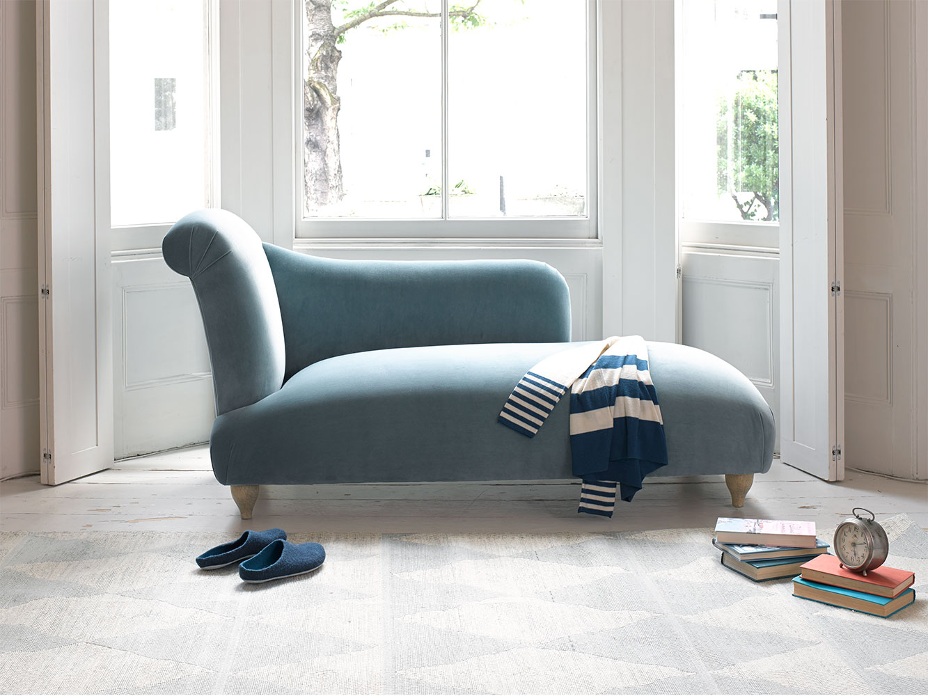 Picture of: Bronte Handmade Chaise Longue Loaf