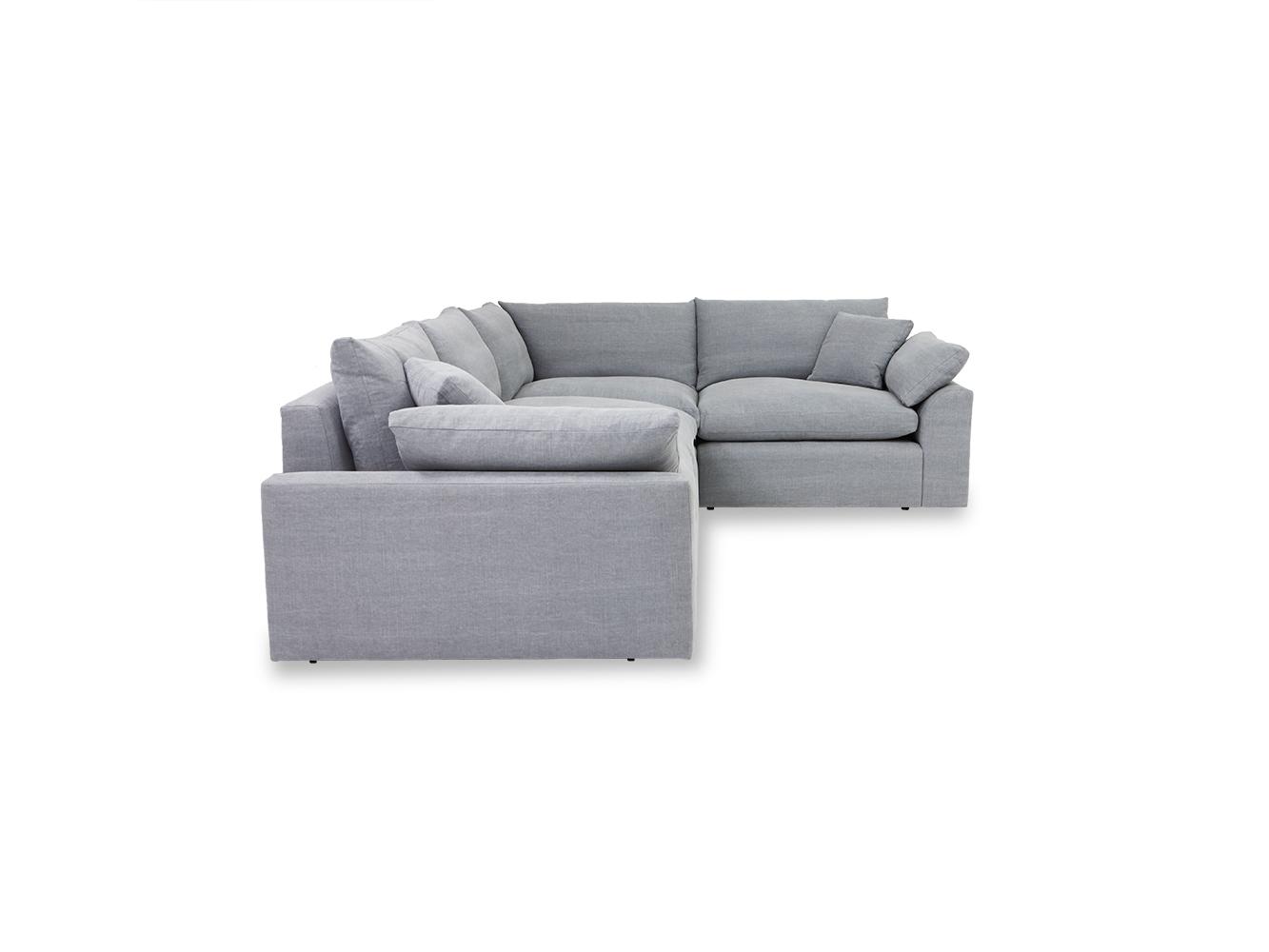 Cuddlein Corner Sofa L Shaped