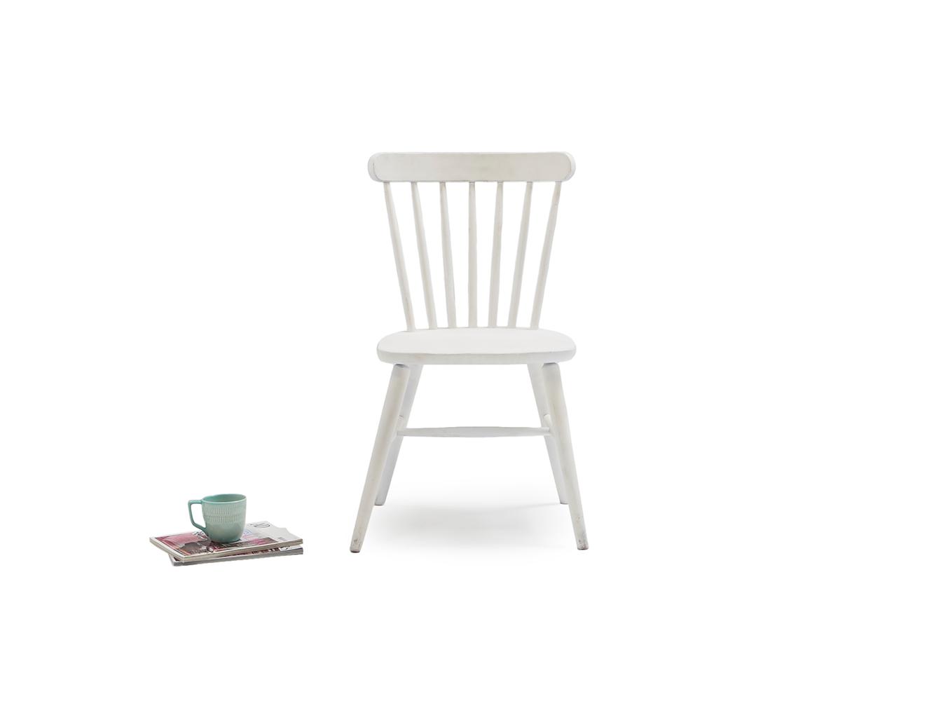 Natterbox Calm White Kitchen Chair