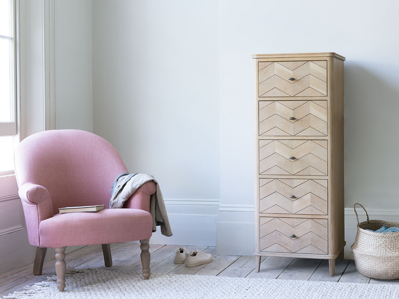 Tall Fler Chest Of Drawers