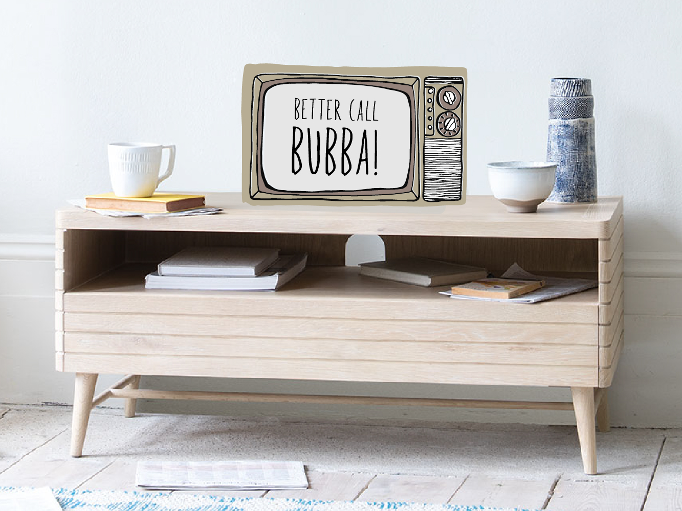 Tv Bubba Stand