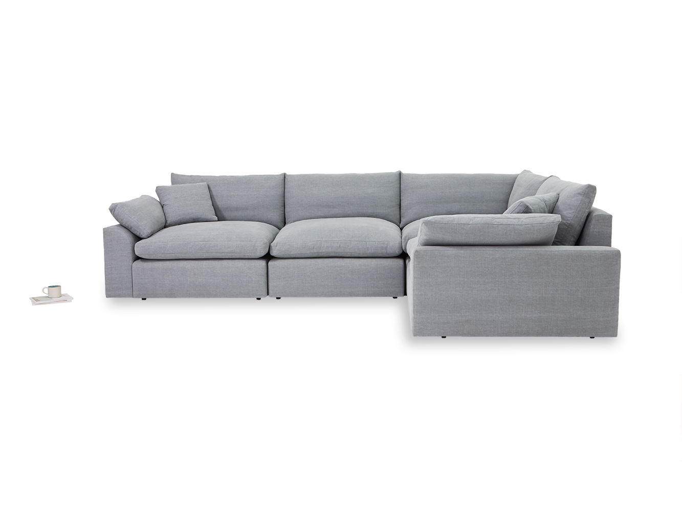 Remarkable Cuddlemuffin Modular Corner Sofa Download Free Architecture Designs Embacsunscenecom